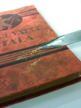 Restaurant la portada del llibre.