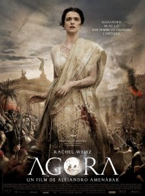 Agora Movie French Poster