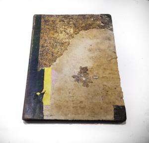 Llibre per restaurar